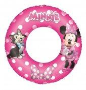 Bestway 91040 Lisanslı Disney Minnie Havuz & Deniz Simidi