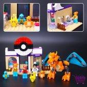 Lele Pokemon Go Lego Seti 39005 Dev Boy