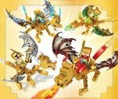 Tenma Tm7207 Minecraft My World Lego Seti (4 Farklı Seçenek)