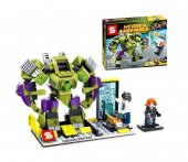 Sy361a Yenilmezler Ultron Lego Seti Hulk Dev Boy