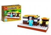 Qs08 Lego Seti Minecraft 44002