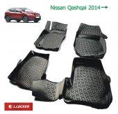 L.locler Nissan Qashqai 3d Havuzlu Paspas 2014 Ve Üzeri Modeller