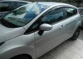 Ford Fiesta Mugen Cam Rüzgarlığı (2010)