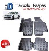 Volkswagen Tıguan 3d Havuzlu Paspas (2016 2017)
