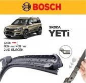 Skoda Yeti Silecek Takımı (2009 2014) Bosch