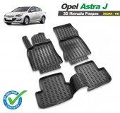 Opel Astra J Sedan Hb 3d Havuzlu Oto Paspas