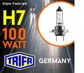 H7 100watt Trifa Germany Oto Far Ampulu