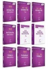 Karekök Yayınları Yks 1.oturum Tyt Hazırlık Konu Anlatımlı Soru Kazandıran Set 9 Kitap