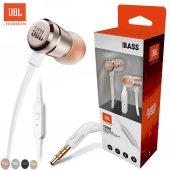Jbl T290 Mikrofonlu Kulak İçi Kulaklık Super Bass