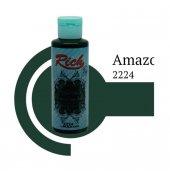 Rich Multi Surface 2224 Amazon Akrilik Boya 130 Cc
