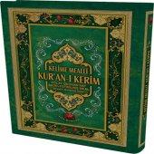 Orta Boy Satırarası K.meal Kuran I Kerim