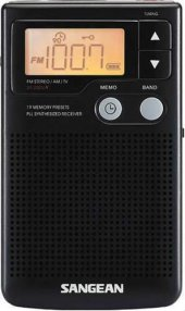 Sangean Dt 200x Fm Stereo Am Audio Digital Tunin