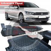 Volkswagen Yeni Passat Paspas 3d Havuzlu Model 2015 Sonrası B8