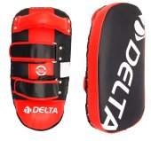 Delta Boks Antremanı Darbe Yastığı Siyah Kırmızı Pds 895