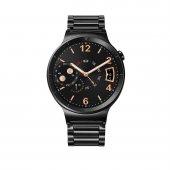 Huawei Watch Siyah Paslanmaz Çelik Akıllı Saat