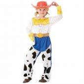 Toy Story Jessie Lüks Çocuk Kostüm 7 8 Yaş