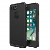 Lifeproof Fre Apple İphone 8 Plus 7 Plus Kılıf Asphalt Black
