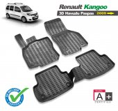 Renault Kangoo 3d Havuzlu Paspas