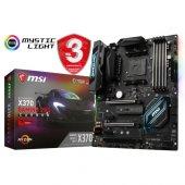Msı X370 Gamıng Pro Carbon Ddr4 S+v+gl Am4 (Atx)