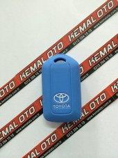 Toyota Silikon Kumanda Kılıfı