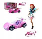 Winx Bloom Ve Magical Car