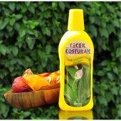 çiçek Coşturan 1600 Sarı Yaprakların Sağlıklı Ve Koyu Yeşil Olması İçin
