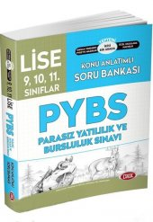 Data 9. 10. 11.sınıflar Pybs Konu Anlatımlı Soru Bankası