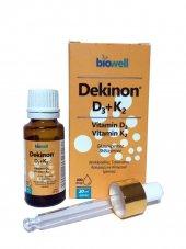 Dekinon Damla D3 K2 (Kampanyalı Ürün)