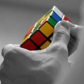Sihirli Rubik Zihin Açıcı Zeka Küpü