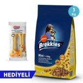 Brekkies Excel Dog Mini Küçük Irk Yetişkin Köpek Maması 3 Kg
