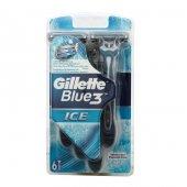 Gillette Blue 3 6 Lı Ice
