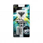 Gillette Mach 3 Tıraş Makinesi 2 Başlık