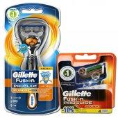 Gillette Fusion Proglide Power Flexball Tıraş Makinesi + 5 Yedek