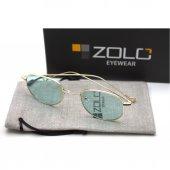 Zolo Eyewear Salinas Round 50.22 Güneş Gözlüğü