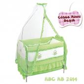 Happy Baby Class Ninni Beşik(Yeşil)