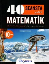 Okyanus 10. Sınıf 40 Seansta Kolay Matematik