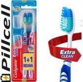 Colgate Diş Fırçası Extra Clean 1+1