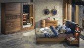Tarsus Ceviz Yatak Odası