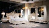 şah Klasik Yatak Odası