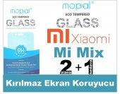 Mopal Xiaomi Mi Mix Kırılmaz Ekran Koruyucu Temperli Cam