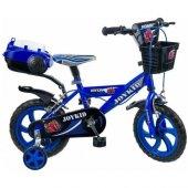 çocuk Bisikleti Joykid 14 Jant Bisiklet Çocuk Bisikleti 3 4 5 6 Yaş Arası Mavi