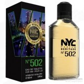 Nyc Park Avenue Vip Reserve No 502 For Him Edt 100 Ml