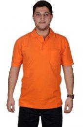 Polo Yaka İşçi T Shirt
