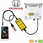 Honda Usb Sd Aux Aparatı 2006 2014 2,4 Pin