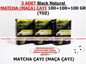 3 Adet Matcha Çayı (Maça Çayı) 100+100+100 Gr Toz Orjinal Ürün