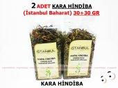 2 Adet Kara Hindiba 2x30gr 1.kalite Taptaze