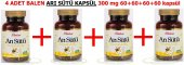 4 Adet Balen Arı Sütü Kapsül 300 Mg 60 Adet