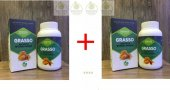 2 Kutu Grasso Arı Sütlü Bitkisel Karışım Protein 2...
