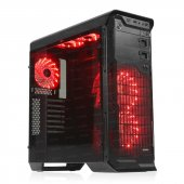 Dark N10 Advanced 600w 80+ Usb3.0 5x12cm Fan Pencerelı Kasa (Dkch