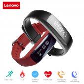 Lenovo Hw01 Akıllı Bileklik Dinamik Nabız Ölçer Bl...